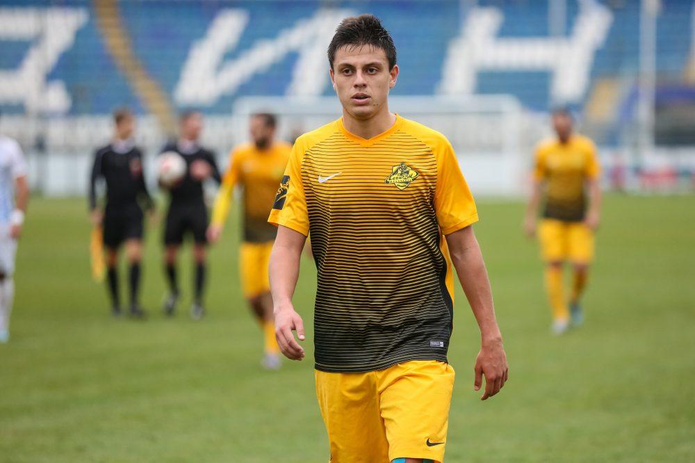 В дагестанском дерби «Легион-Динамо» выиграл у «Махачкалы»
