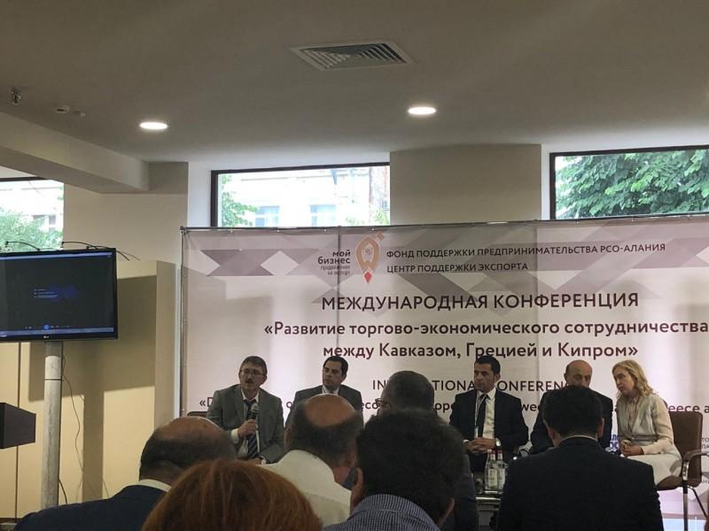 Дагестан расширяет партнерские отношения с Грецией и Кипром