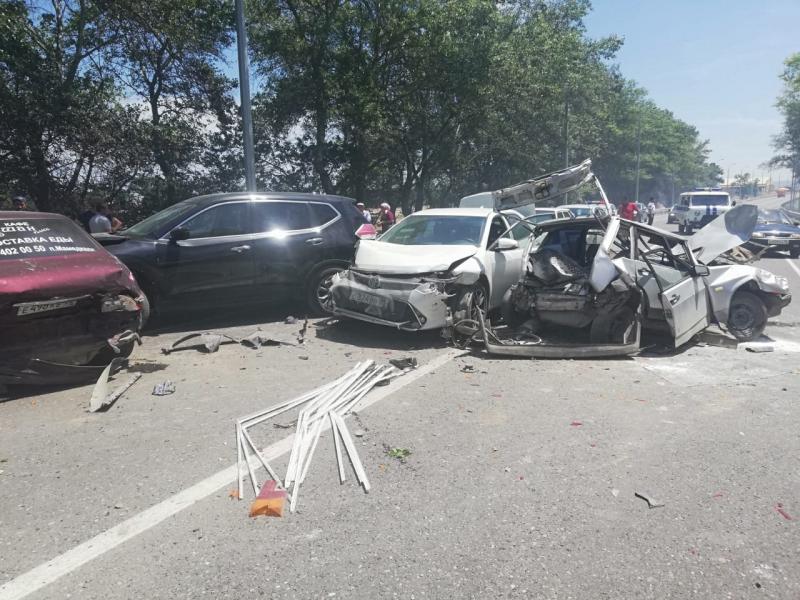 С начала года в ДТП в Дагестане погибли 127 человек