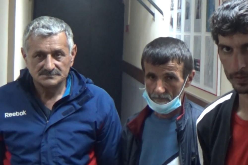 В Дербенте задержаны причастные к крупной контрабанде и продаже наркотиков