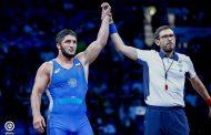 Абдулрашид Садулаев во второй раз выиграл Евроигры