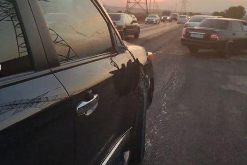 «Тойота» насмерть сбила пешехода на трассе «Кавказ»