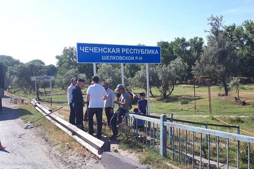 «Через твой труп мы его тоже снимем». Как развивался «пограничный» инцидент между Дагестаном и Чечней