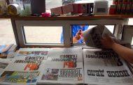 Три дагестанские газеты вышли с обложками в поддержку журналиста «Черновика»