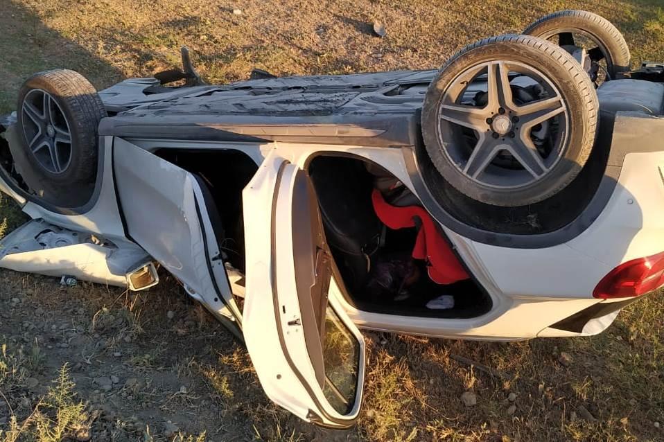 Двое детей пострадали в ДТП в Бабаюртовском районе