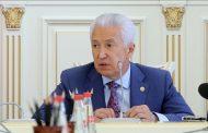 Глава Дагестана поблагодарил руководителя минсельхозпрода за проводимую работу