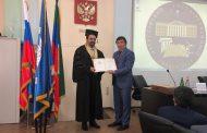 Послу Ирана в России присвоено звание почетного профессора ДГУ