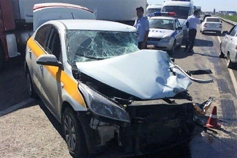 В ДТП в Бабаюртовском районе погиб человек