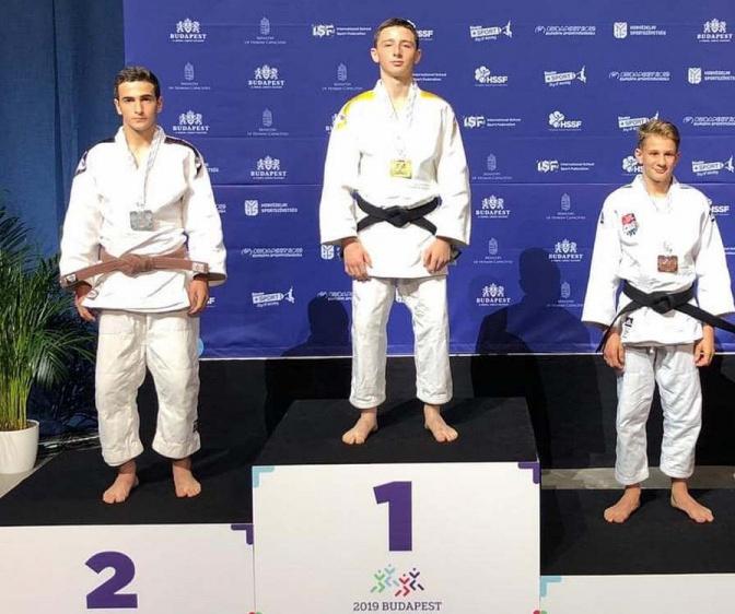 Дагестанский спортсмен стал призером Всемирных игр боевых искусств среди школьников