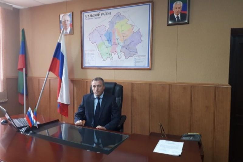Закир Каидов возглавил Агульский район
