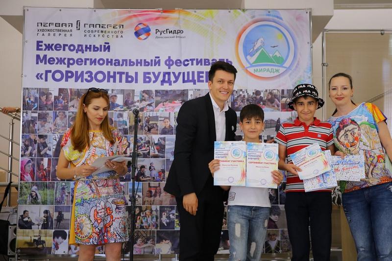 Межрегиональный фестиваль искусств для детей с особенностями развития прошел в Дагестане