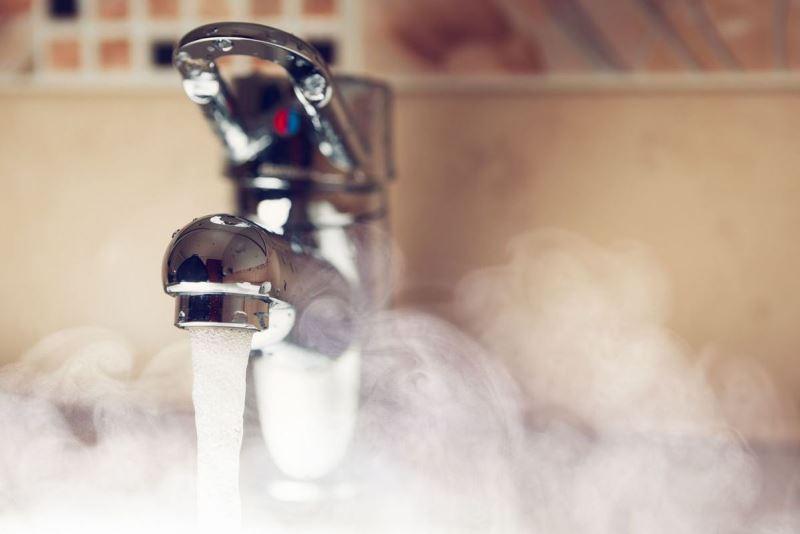 Часть Махачкалы на 12 дней останется без горячей воды