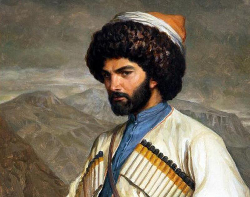 В Дагестане перезахоронены предполагаемые останки Хаджи-Мурата