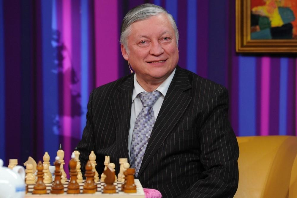 В Дагестан едет известный шахматист Анатолий Карпов