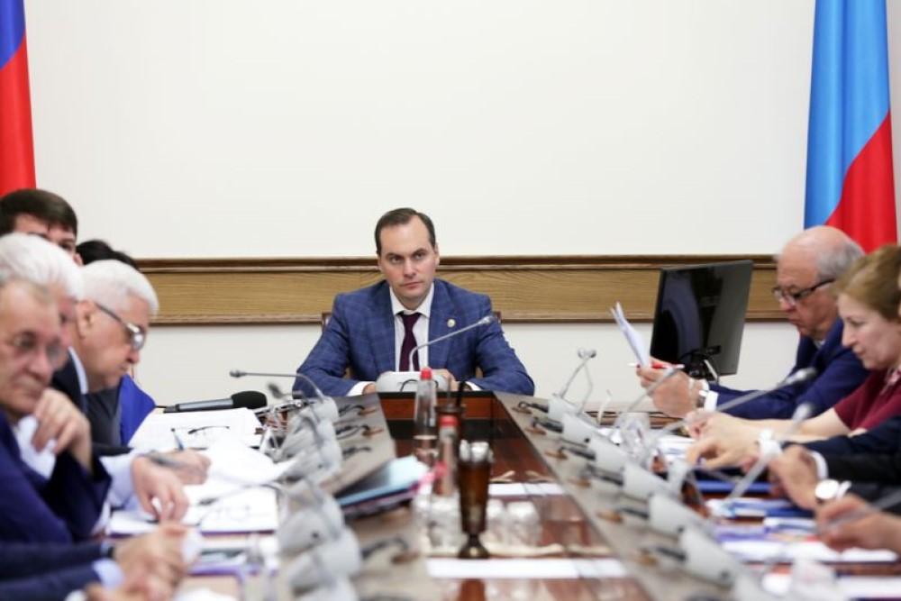 В правительстве Дагестана обсудили развитие движения WorldSkills