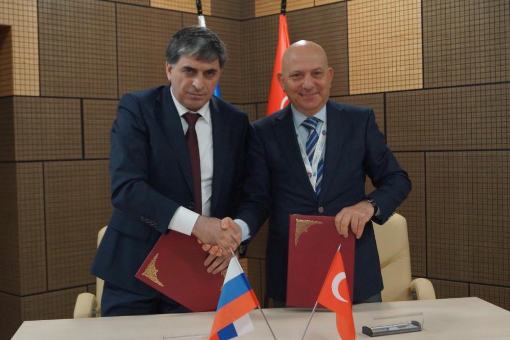 ДГТУ и Университет Анкары обменяются опытом, кадрами и студентами