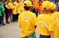 Профильная смена «Юный миротворец» впервые начала свою работу в детском лагере в Кизляре