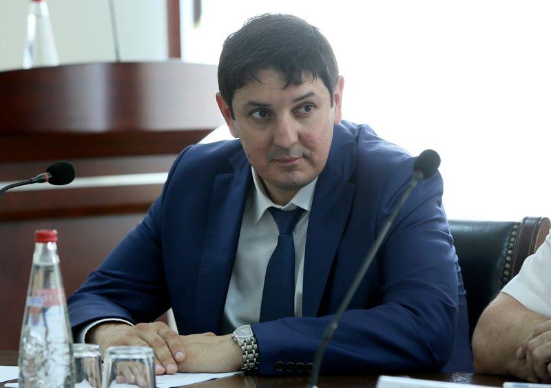 Коллективу минсельхозпрода Дагестана представили нового руководителя