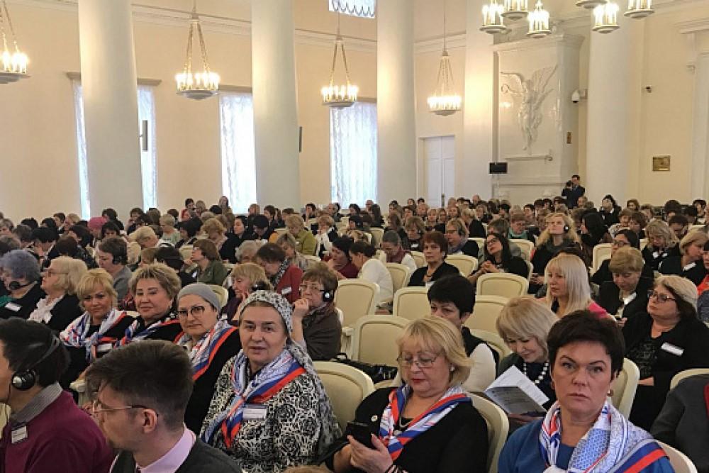 Конференция «Восток и Запад встречаются в Санкт-Петербурге» соберет женщин-лидеров со всего мира