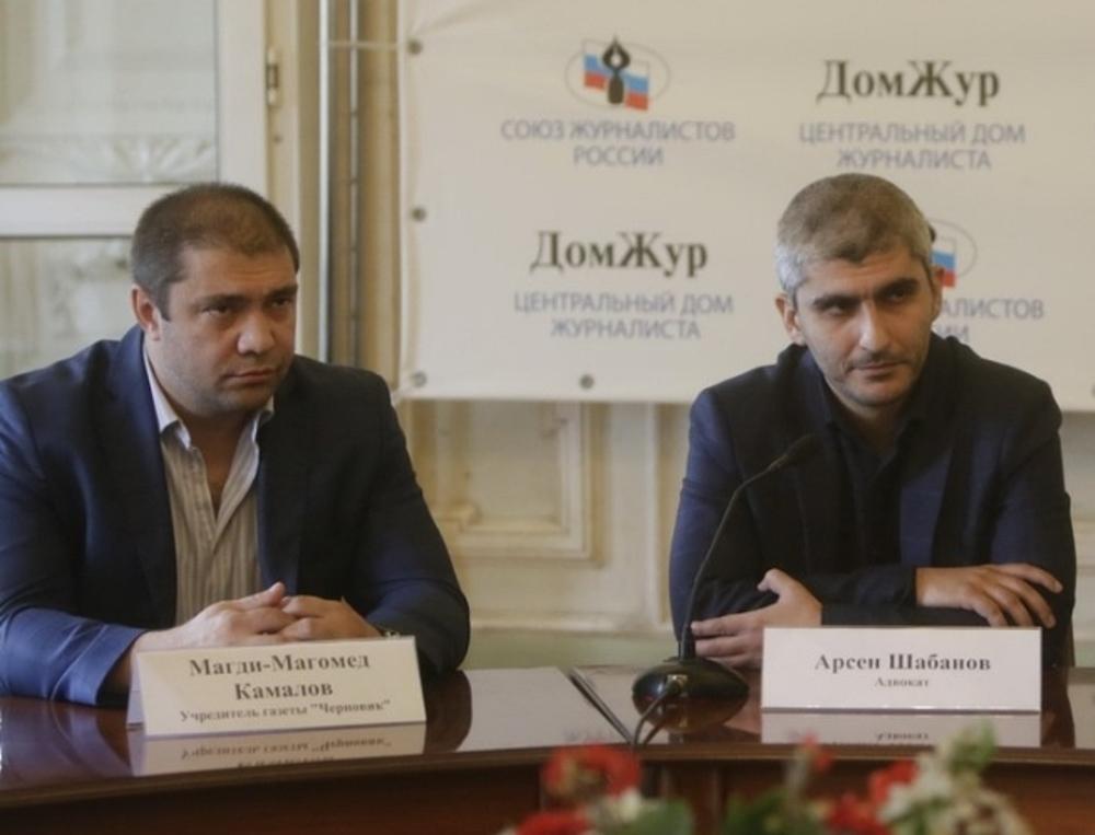 Магди Камалов: «Я вижу прямое давление на газету»