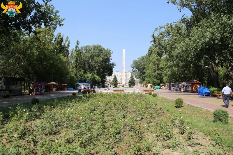 В Махачкале будет отремонтирован парк имени 50-летия Октября