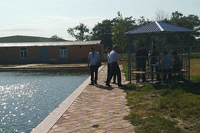 Возбуждено дело по факту гибели девочки в бассейне