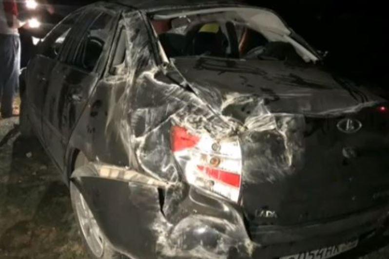В ДТП в Карабудахкентском районе погиб 22-летний водитель