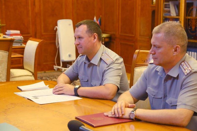 Андрей Поляков назначен начальником УФСИН по Дагестану
