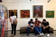 Дагестан знакомится с творчеством чеченского художника Саида Бицираева (ФОТО)