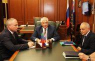 Глава МВД России провел оперативное совещание в Махачкале