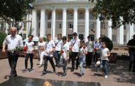 В Дагестане детей погибших полицейских отправили отдыхать на Байкал