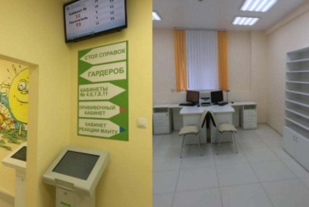 В Дагестане оптимизируют работу семи детских поликлиник