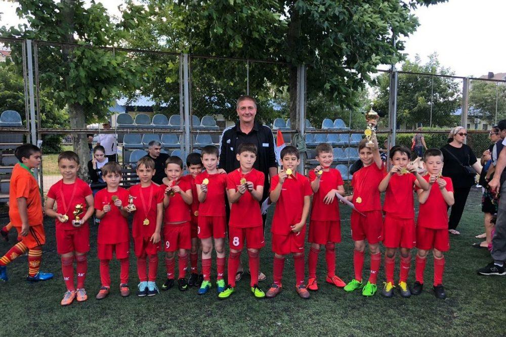 Дагестанцы выиграли «Кубок Причерноморья» во всех возрастных категориях