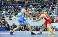 Дагестанская сборная выиграла 17 медалей на чемпионате России по вольной борьбе