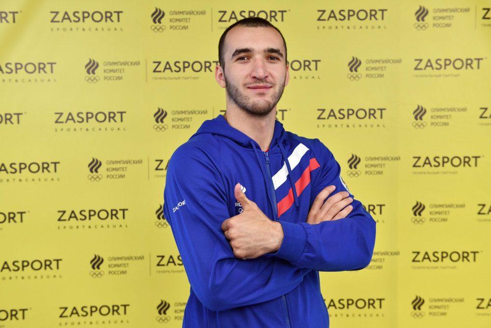 Гаджимагомедов включен в состав сборной России на чемпионат мира по боксу