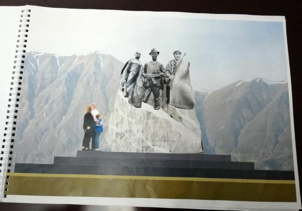 Мемориал в Ботлихе почтит память павших воинов