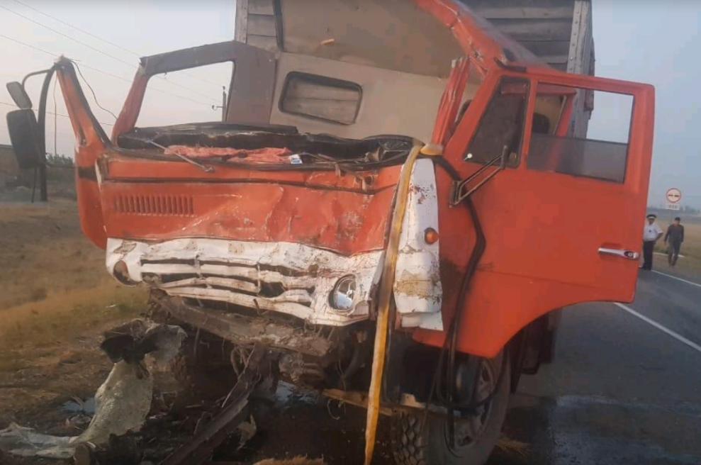 Три человека погибли в двух ДТП в Дагестане