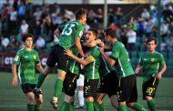 «Анжи» в меньшинстве ушел от поражения в матче с черкесским «Интером»