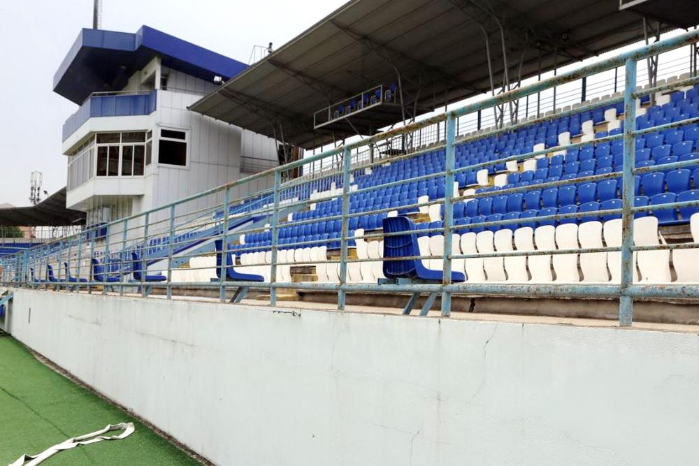 Первое махачкалинское футбольное дерби в сезоне может пройти без зрителей