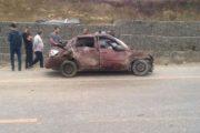 На окраине Махачкалы в ДТП погиб 27-летний пассажир