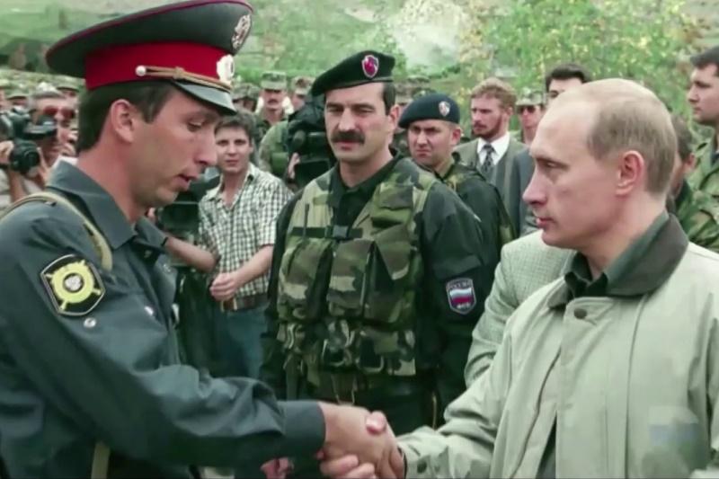 «ЕР» предлагает предоставить ополченцам Дагестана все льготы ветеранов боевых действий
