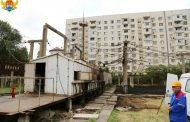 После пожара на подстанции в Махачкале без света остались 45 тысяч человек