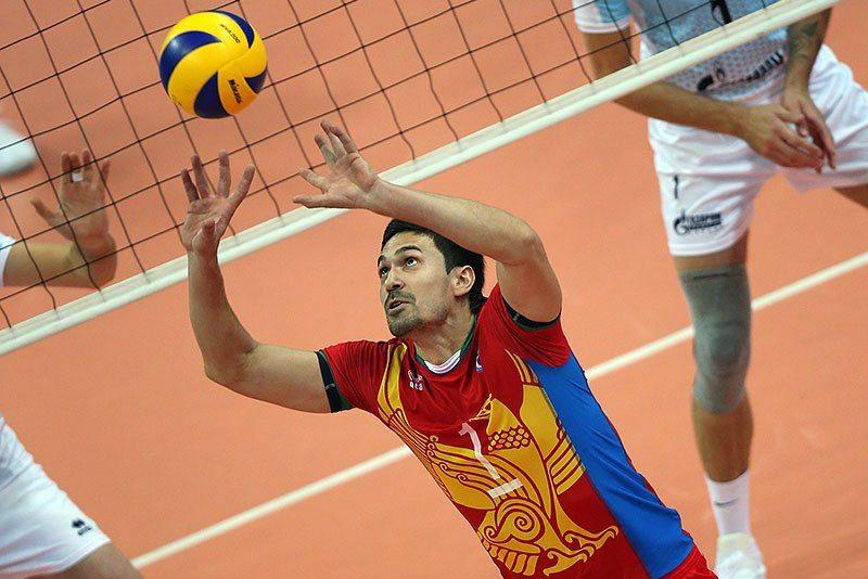 Дагестанская волейбольная команда планирует играть в чемпионате России