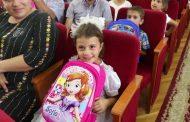 Около 100 детей из малоимущих семей подготовили к школе в Дербентском районе