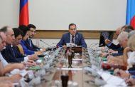 В правительстве Дагестана обсудили реализацию четырех нацпроектов
