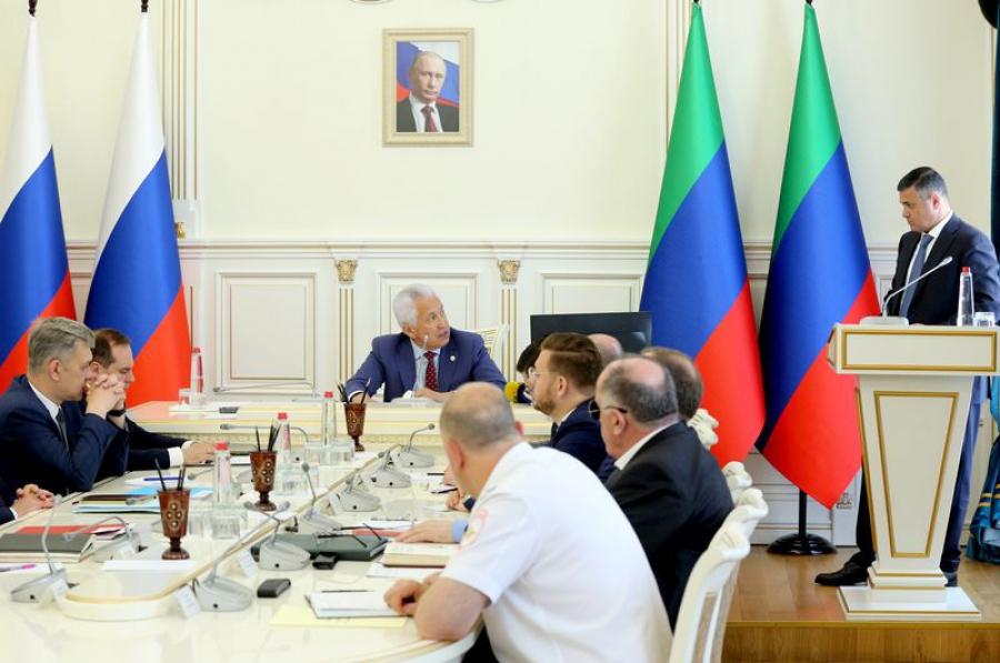 В Дагестане обсудили ход исполнения республиканского бюджета