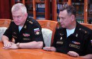 ВМФ планирует провести военно-морской парад в Дагестане