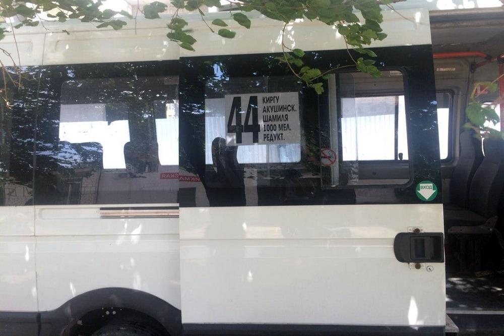 «Пилот» поднял цену на проезд на маршруте №44 в Махачкале