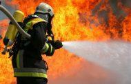 В Дербенте сгорел частный дом