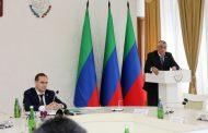 Артем Здунов: «В каждом районе должен быть назначен ответственный за внедрение ГТО»